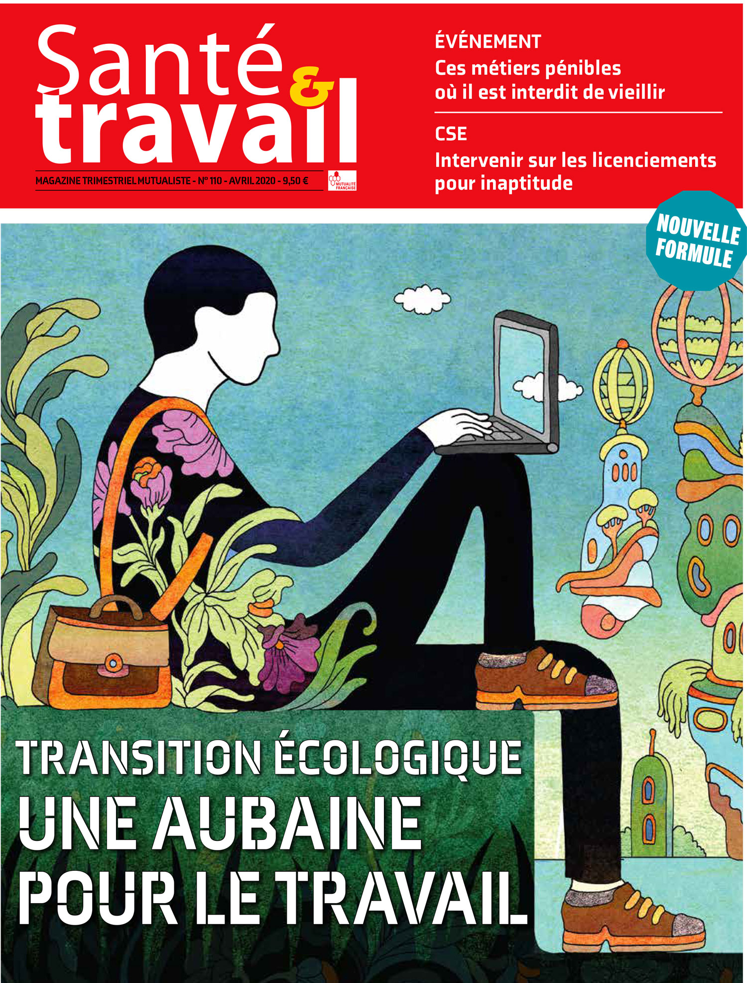 Vignette document Transition écologique : une aubaine pour le travail (dossier)