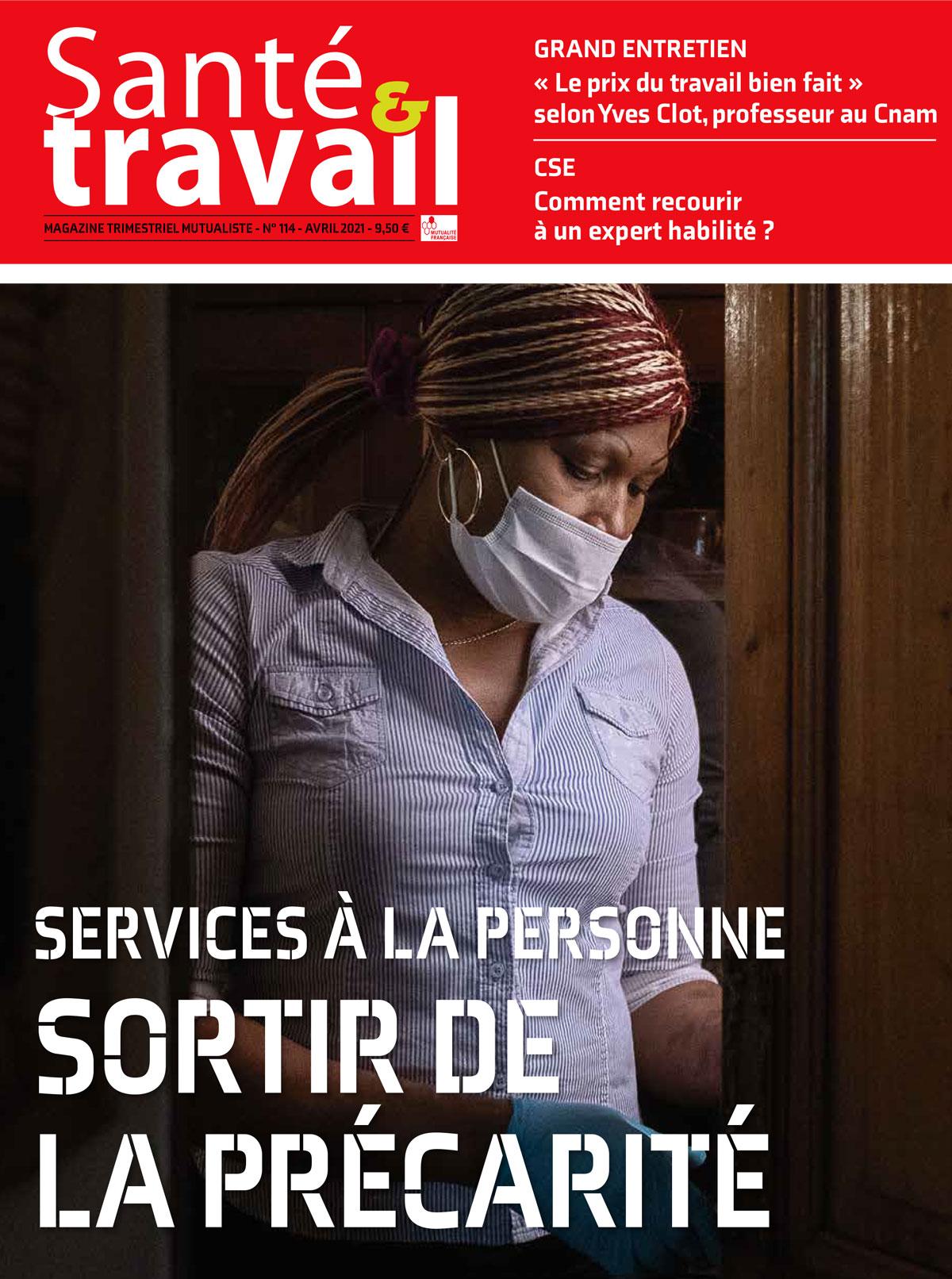 Services à la personne : sortir de la précarité (dossier)